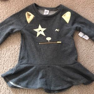 Other - NWT adorable cat long sleeve shirt from the Gap